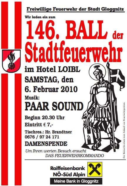 146. Feuerwehrball