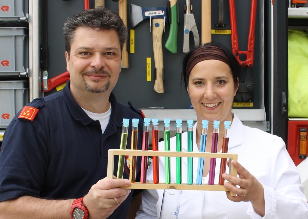 Kooperation zwischen Angelika Wallner und Thomas Rauch