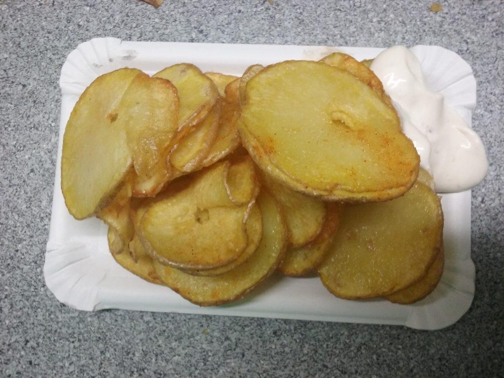 die besten KartoffelChips in Gloggnitz
